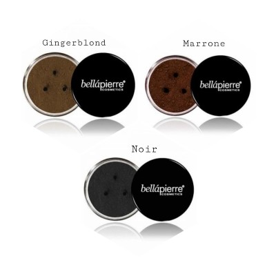 Bellapiere cosmetics brow powder-2