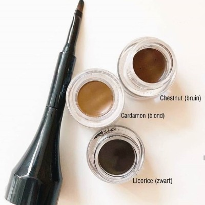 Stay Put Brow Gel JS Divine